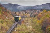 New Hampshire, White Mountains, Mount Washington Cog Railway