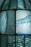Close Up Pattern Of The Antique Fresnel Lighthouse Beacon