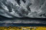 Lightening Strike On The Dakota Plains