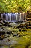 Oneida Falls Cascade, Pennsylvania