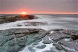 Sunrise near Brenton Point State Park, Newport, Rhode Island