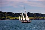 Sailing in Newport, Rhode Island