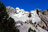 Mt Rushmore Presidents, South Dakota