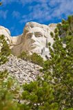 Abraham Lincoln, Mount Rushmore, South Dakota