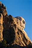 USA, South Dakota, Black Hills, Mount Rushmore National Memorial