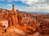 Thor's Hammer At Bryce Canyon National Park