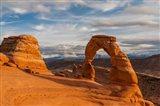 Delicate Arch At Sunsetm Utah