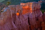 First Light On The Hoodoos At Sunrise Point, Bryce Canyon National Park