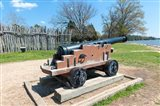 Jamestown Island Cannonm Virginia
