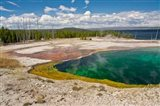 Abyss Pool, West Thumb Geyser Basin, Wyoming