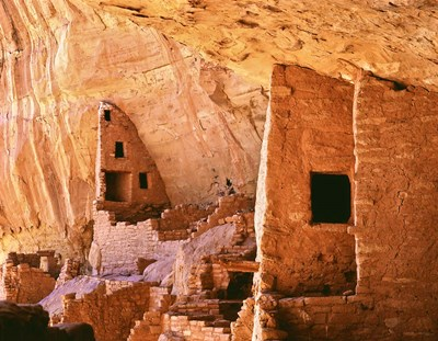 Colorado, Mesa Verde, Long House Poster by John Ford / DanitaDelimont for $46.25 CAD
