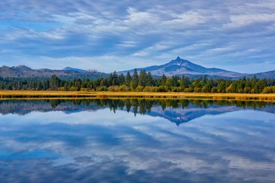 Black Butte Ranch Panorama, Oregon Poster by Jaynes Gallery / Danita Delimont for $47.50 CAD