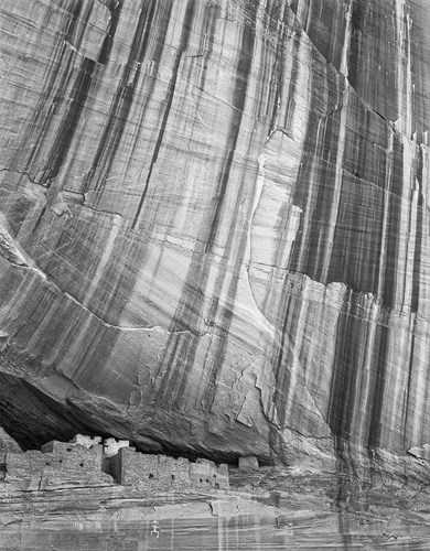 White House Ruin Canyon De Chelly, Utah (BW) Poster by John Ford / DanitaDelimont for $46.25 CAD