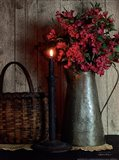 Basket and Blossoms