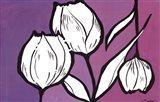 Flowers in Unity - Purple