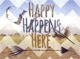 Happy Happens Here