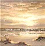 Golden Skies II Triptych