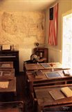 Early American School Room