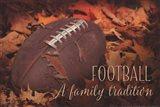 Football a Family Tradition