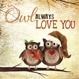 Owl Always Love You - Christmas