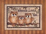 Whoooo Loves You