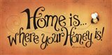 Home Is . . .