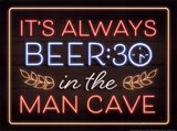 Neon Beer 30 Man Cave