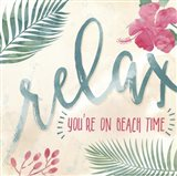Relax, You're On Beach Time