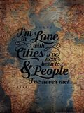 Cities and People