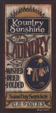 Kountry Sunshine Laundry