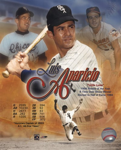 Luis Aparicio - Composite/Portrait Plus Poster by Unknown for $21.25 CAD