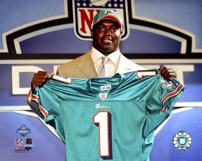 2005 - Ronnie Brown Draft Day Poster by Unknown for $20.00 CAD