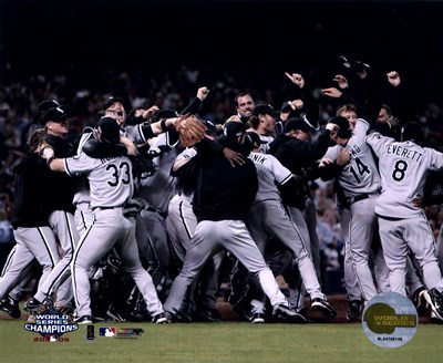 2005 World Series White Sox Victory Celebration Poster by Unknown for $21.25 CAD