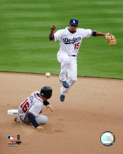 Rafael Furcal - 2006 Fielding Action Poster by Unknown for $21.25 CAD