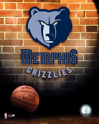 Grizzlies - 2006 Logo Poster by Unknown for $21.25 CAD