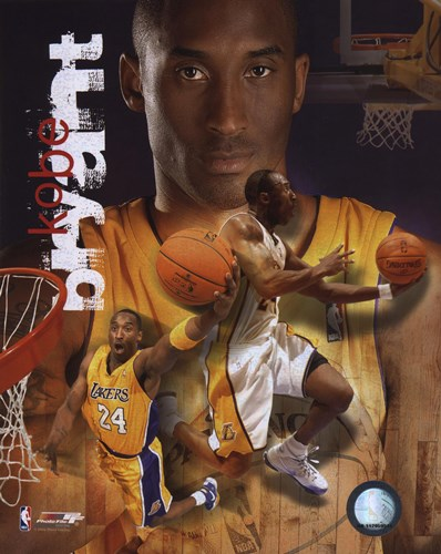 Kobe Bryant - 2006 Portrait Plus Poster by Unknown for $21.25 CAD
