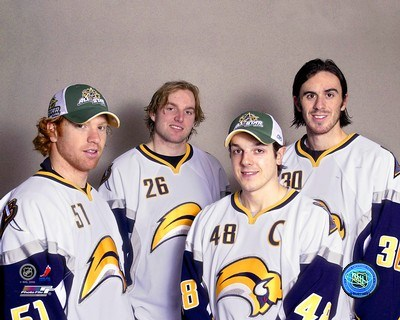 '07 Sabres All Srar Group #2 Poster by Unknown for $20.00 CAD