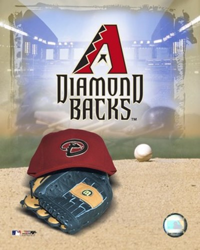 2007 - Diamond Backs Logo Poster by Unknown for $21.25 CAD