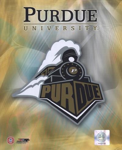 2008 Purdue University Logo Poster by Unknown for $21.25 CAD