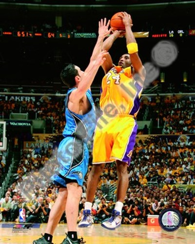 Kobe Bryant Game One of the 2009 NBA Finals  (#2) Poster by Unknown for $21.25 CAD