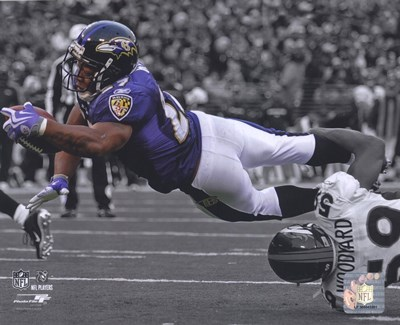 Ray Rice 2009 Spotlight Collection Poster by Unknown for $21.25 CAD