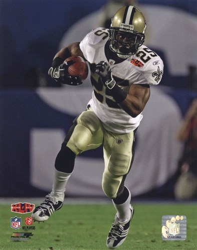 Reggie Bush Super Bowl XLIV Action (#17) Poster by Unknown for $21.25 CAD