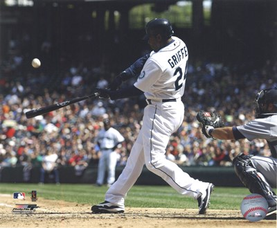 Ken Griffey Jr. 2010 Action Poster by Unknown for $21.25 CAD