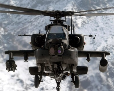 AH-64 Apache United States Army Poster by Unknown for $21.25 CAD