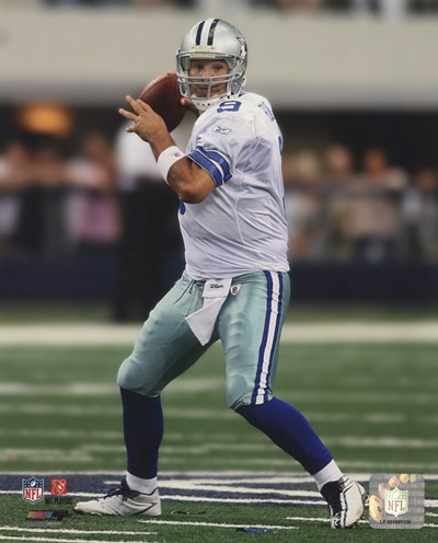 Tony Romo 2010 on the field Poster by Unknown for $21.25 CAD