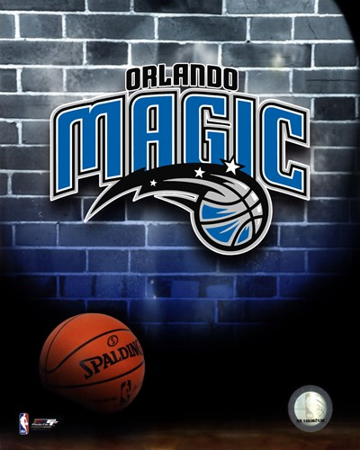 2010 Orlando Magic Team Logo Poster by Unknown for $20.00 CAD