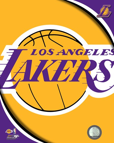 Los Angeles Lakers Team Logos Poster by Unknown for $21.25 CAD
