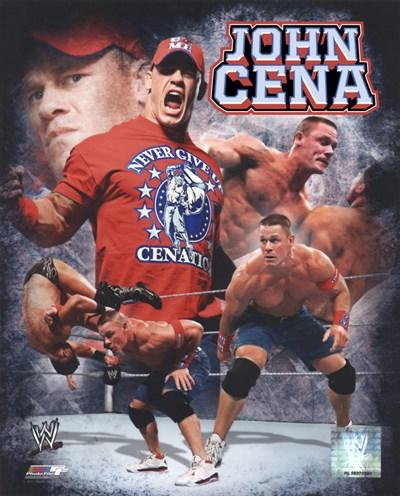 John Cena 2011 Portrait Plus Poster by Unknown for $21.25 CAD