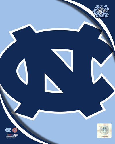 University of North Carolina Tar Heels Team Logo Poster by Unknown for $21.25 CAD