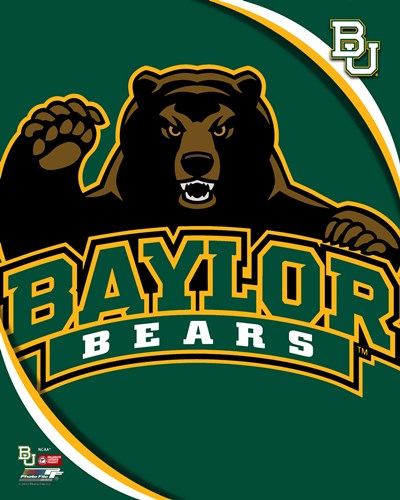 Baylor University Bears 2012 Logo Poster by Unknown for $21.25 CAD